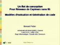 Conférence animée par Dr Bernard POTTIER
