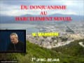 Conférence du Dr MAMMERI