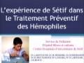 Conférence Donnée par Dr A.KENTACHE Service de Pédiatre Hôpital Mères et Enfants CHU de Sétif