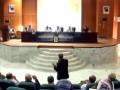 Débat sur les Communications du Dr.BOUSSAD, TRICHINE