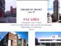 Cours de 3ème année architecture, intitulé: les façades, Animé par Mr ATTAR