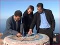Virée de Mr Philippe directeur du CCF d'Alger dans la ville de Bejaia