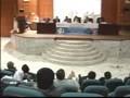 Débat sur le colloque International l'apport intellectuel sur MALEK BENNABI aux sciences Humaines et sociales part3