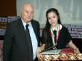 Cérémonie  de remise des prix aux lauréats du baccalauréat