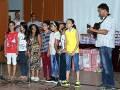 Cérémonie d'ouverture de remise des prix aux lauréats de l'éducation nationale