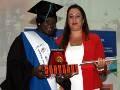 Cérémonie de remise des prix au lauréats de l'université part01