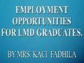 Communication présentée par KACI Fadhila