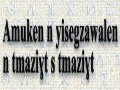 Reportage sur le colloque international sur la « Confection de dictionnaires monolingues amazighs »