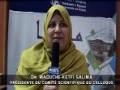 Mot du Dr. Salima MAOUCHE, présidente du comité scientifique du colloque : 'National Conference on Teaching and Learning Civic Education»