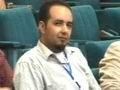 Communication présentée par M. LEFSIH Khalef