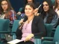 Débat autour de la communication présentée par le Pr. BENDALI Farida
