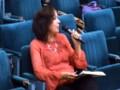 Débat autour de la communication présentée par Mme SAHRAOUI Naima