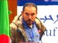 Conférence animée par: ABASSI Madjid, Maître assistant, Université de Béjaia