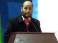 Présentation du Comité de Formateurs de l'UAMB par Mr SOUILAH A (Formateur FSEGC)
