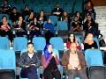 Débat autour de la conférence animée par Dr Rachid AMOKRANE, au niveau de l'Auditorium du Campus Aboudaou.