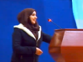 Communication présentée par Melle LEDIRI Fatiha, Doctorante (LMD) équipe 7