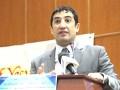 Clôture du colloque national, sur la démocratie participative, par le P.APW de la Wilaya de Bejaia