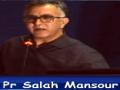 Communication du Pr. Salah Mansour CHU de TZO