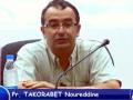 Conférence animée par: Pr. TAKORABET Noureddine  part1