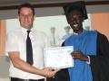 La 6ème édition, de la cérémonie de remise des diplômes, aux étudiants étrangers, Part 05