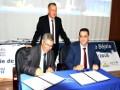 Signature de convention, par Monsieur le Recteur de l'Université de Béjaia, et Monsieur le Directeur de la CNAC