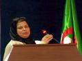 Communication présentée par Mme SAIDI, Univ. El Tarf