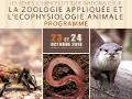 Ouverture des 4èmes  journées d'étude nationale sur la zoologie appliquée et l'écophysiologie animale