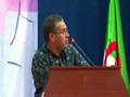 Conférence plénière animée par: Mr OUCHEMOUKH Salim, U. Bejaia