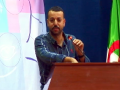 Conférence plénière animée par: Mr RAMDANE Zouhir, L.Z.A, U. Bejaia