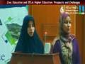 Communication animée par Mme Fadhila HADJERIS  et Samiha KHOUALDI, Oum El Bouaghi University