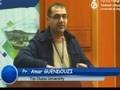 Conférence animée par le Pr. Amar GUENDOUZI
