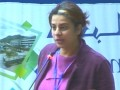Conférence animée par: Dr MAZOUZI Chahira, Service d'oncologie au CHU de Bejaia
