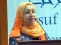 Conférence animée par: KHEDDOUCI  Karima, Maître de conférences-HDR en orthophonie, Université de Bouira