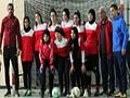 Reportage sur le Championnat National Universitaire du Football Féminin.