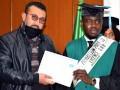 Cérémonie de la remise des diplômes, aux étudiants étrangers par la CEEB.Part 02