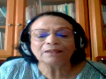 Débat autour, de la conférence plénière, en ligne, animée par: Dr Fatma- Fatiha FERHANI (UFC-Alger)