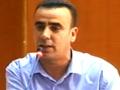 Lecture des recommandations, par Le président du comité d'organisation Dr. Natouri Karim, Université de Bejaia